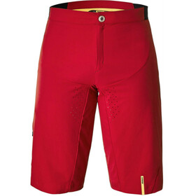 Mavic XA Pro Shorts Men Haute Red